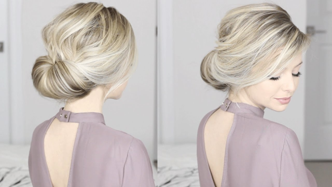 Updo Hairstyles You Need to Try | New Learning Institute